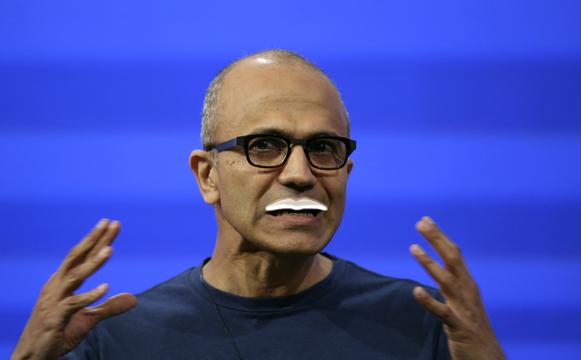 牛乳パックが置きっぱなし —— CEOナデラ氏はいかにしてマイクロソフトを変革したのか