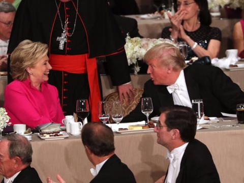 実は民主党も歓迎 —— トランプ大統領の7つの政策