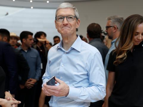 iPhone X、ユーザーの多くは64GBモデルをスルー、256GBモデルが人気!