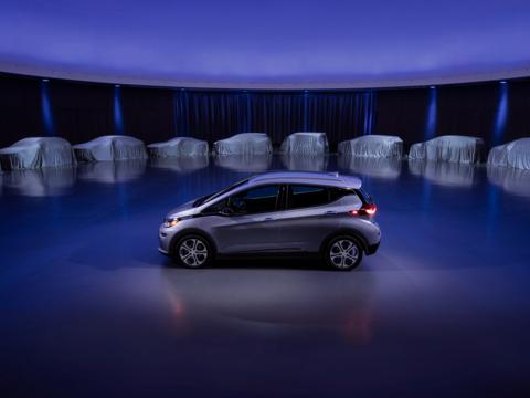 「電気自動車にシフト」で、ゼネラルモーターズの株価が史上最高値を更新