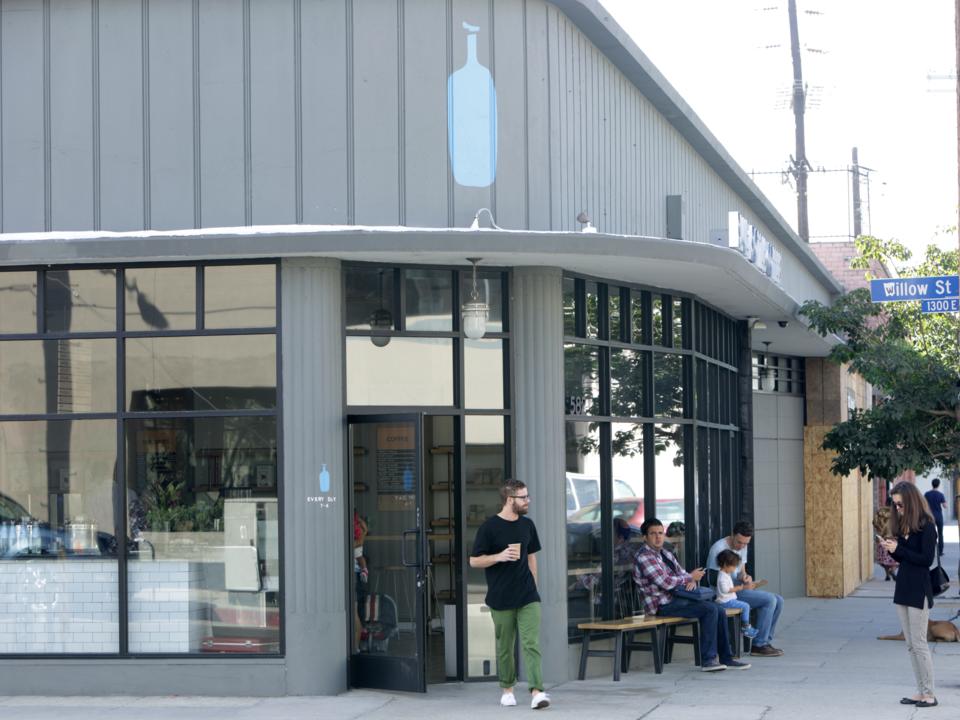Blue Bottle Coffee Company