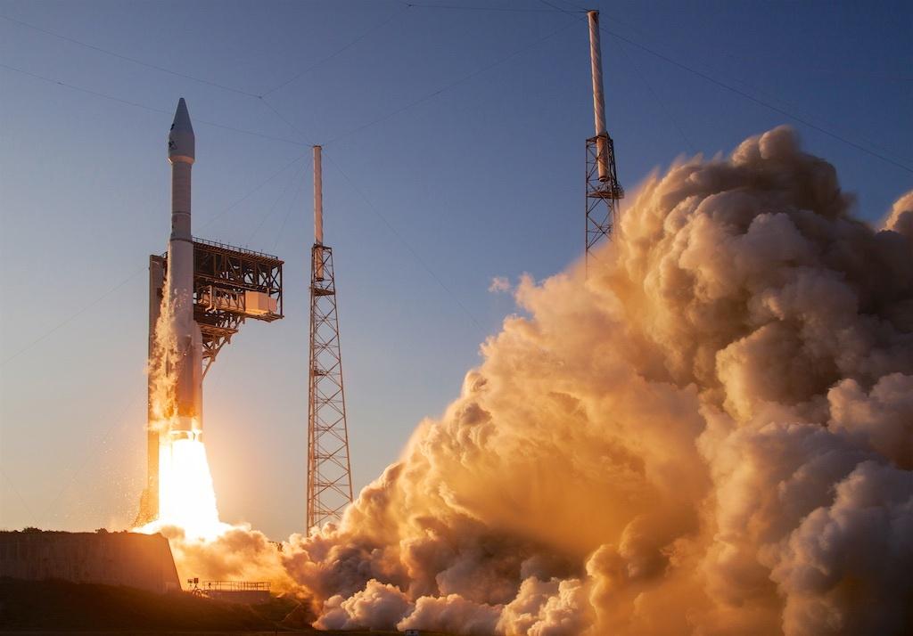 ULAの主力ロケット、アトラスV