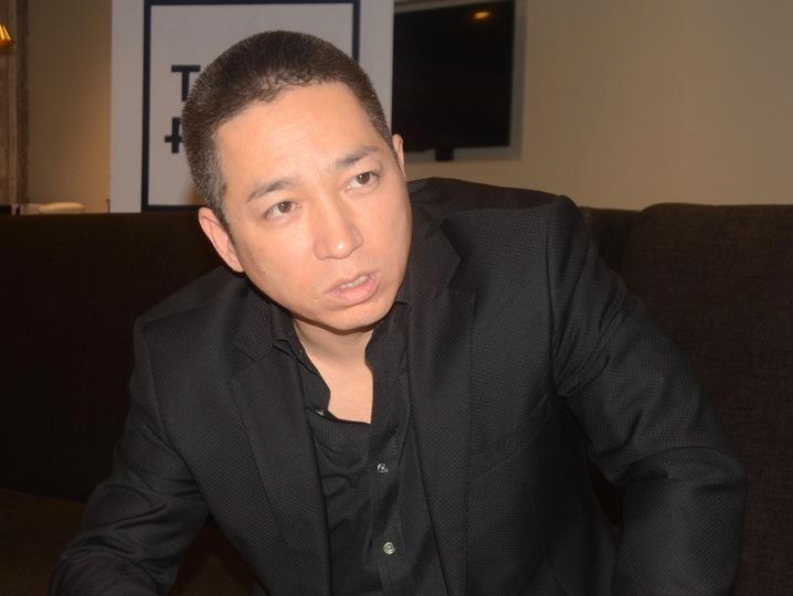 伊藤嘉明氏