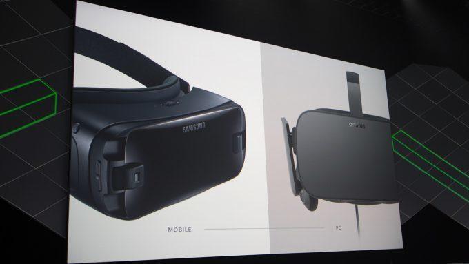 Oculus RiftとGear VR