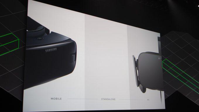 Oculusスライド