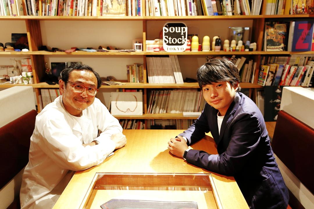 遠山さんと西村さん