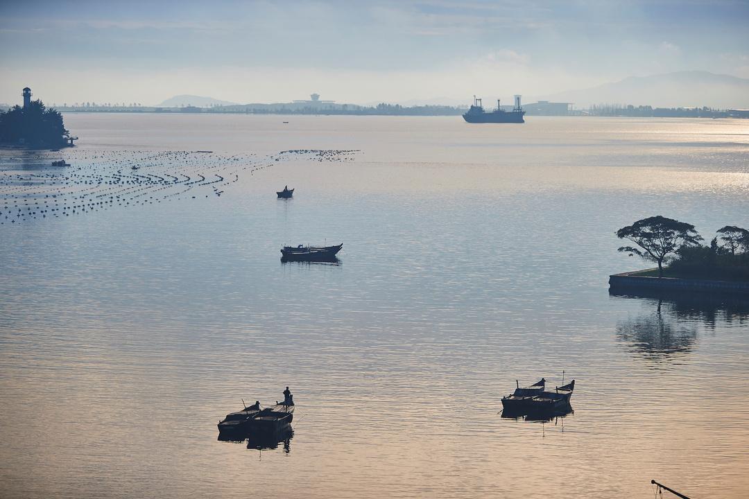 ウォンサン湾