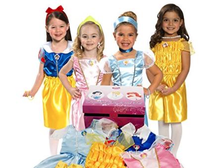 ディズニー プリンセス・ドレス・アップ・トランク