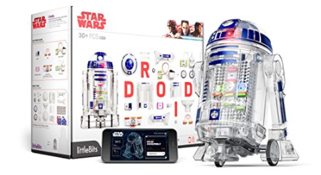 littleBits スター・ウォーズ R2-D2 ドロイド・キット