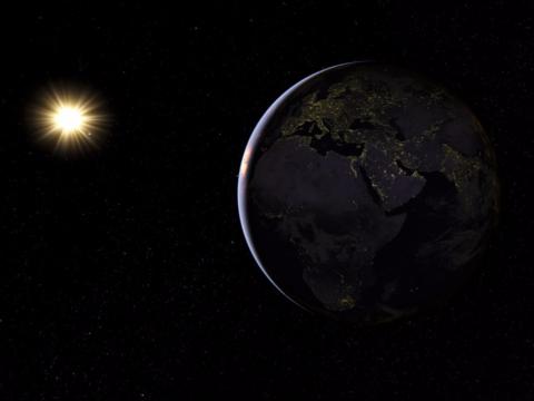気分は宇宙飛行士? Googleマップで体験できる6つの「宇宙の名所」