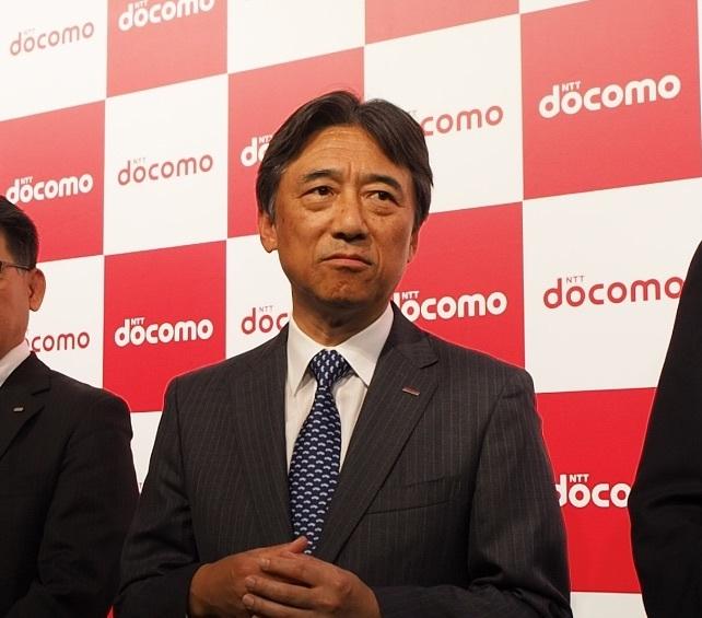 NTTドコモ吉澤社長