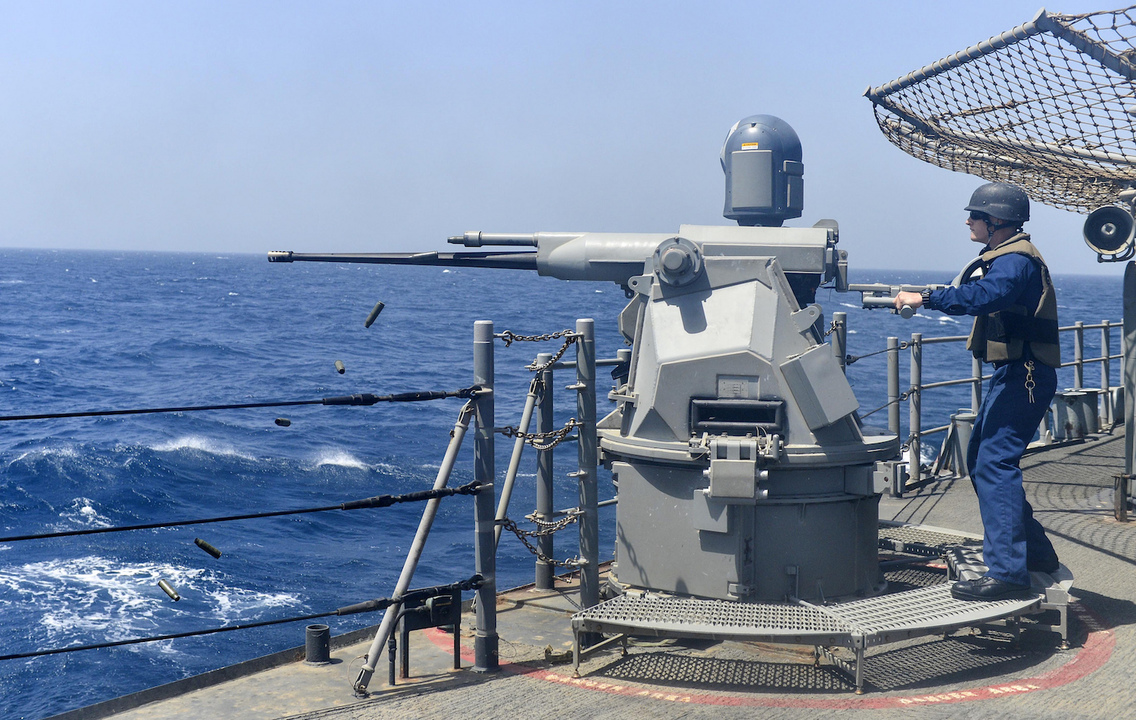 MK38 25ミリ機関砲