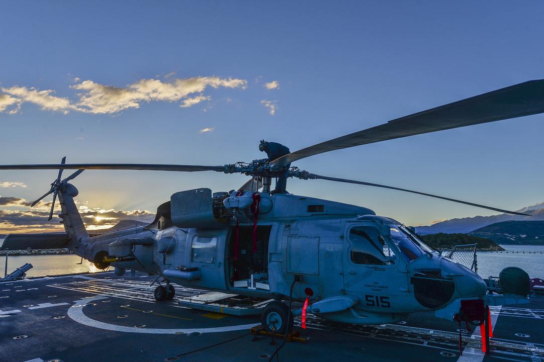 SH-60B シーホーク