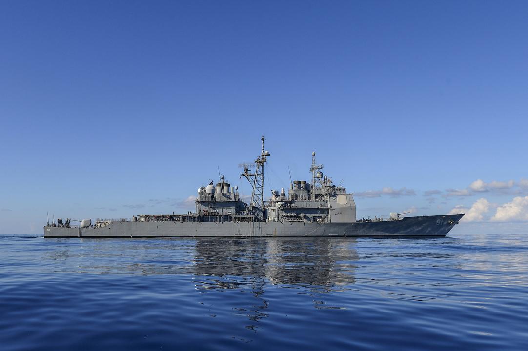 ミサイル巡洋艦モンテレー