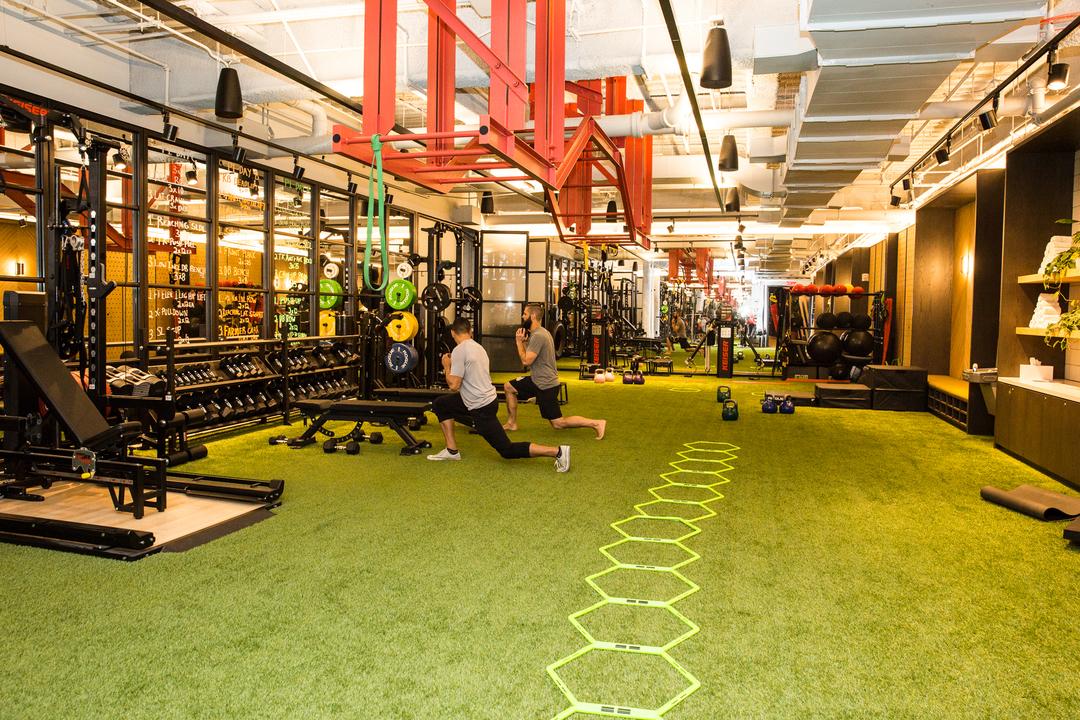 トレーニングスペース