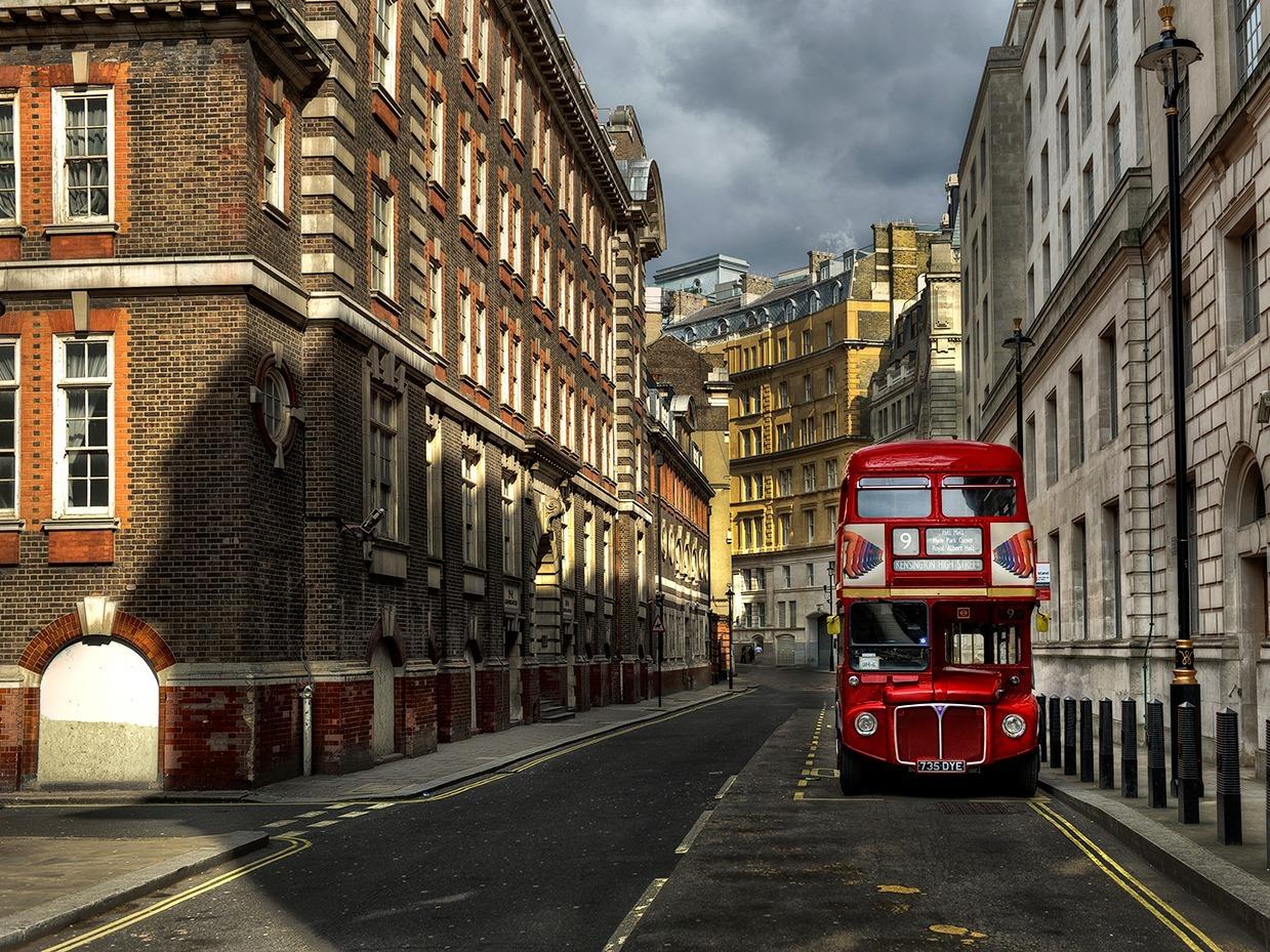 イギリス道路