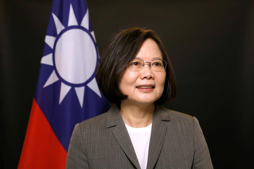台湾の蔡総統