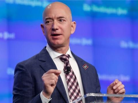 アマゾン創業者ジェフ・ベゾスが実践する「成功者の思考法」
