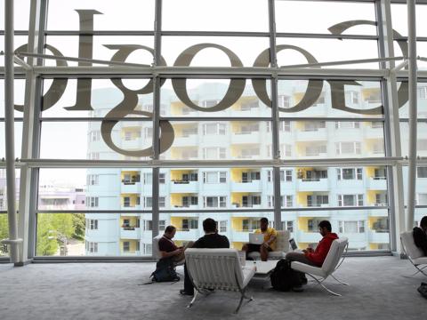「最高の職場」グーグルで働くのってどんな感じ?