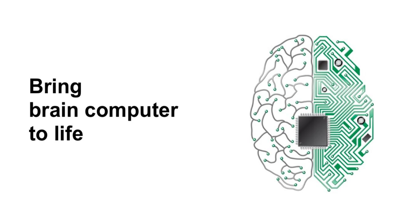 脳型コンピューターが当たり前のものに。
