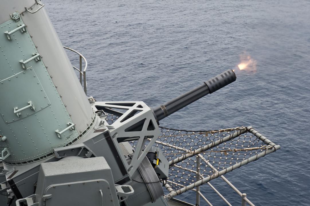ファランクス近接防御火器システム