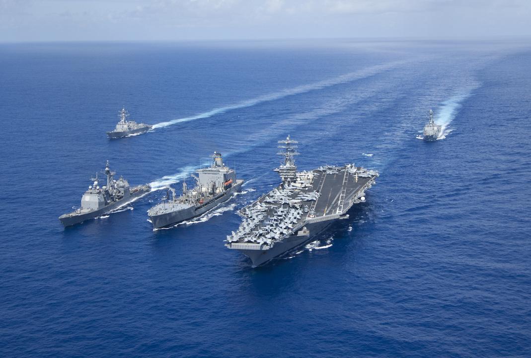 """異例の太平洋3隻展開、ニミッツ級空母は何を""""運んで""""いるの ..."""