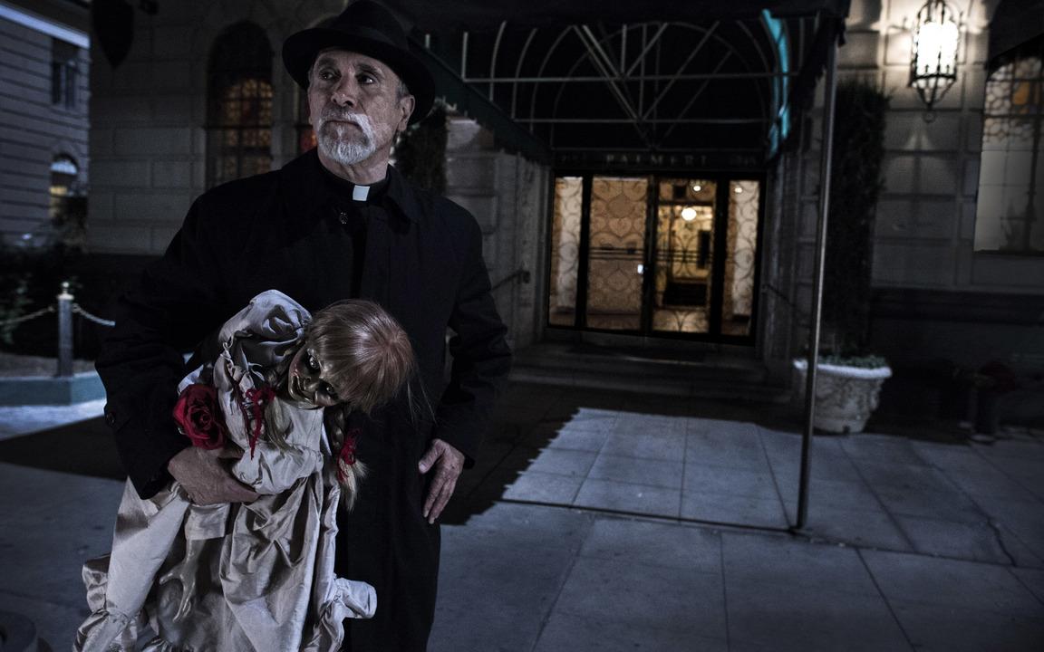 17位:2014年公開『アナベル 死霊館の人形』(原題『Annabelle』)