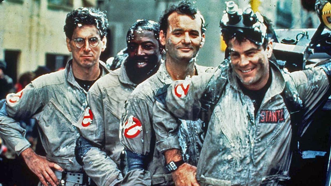 12位:1984年公開『ゴーストバスターズ』(原題『Ghostbusters』)