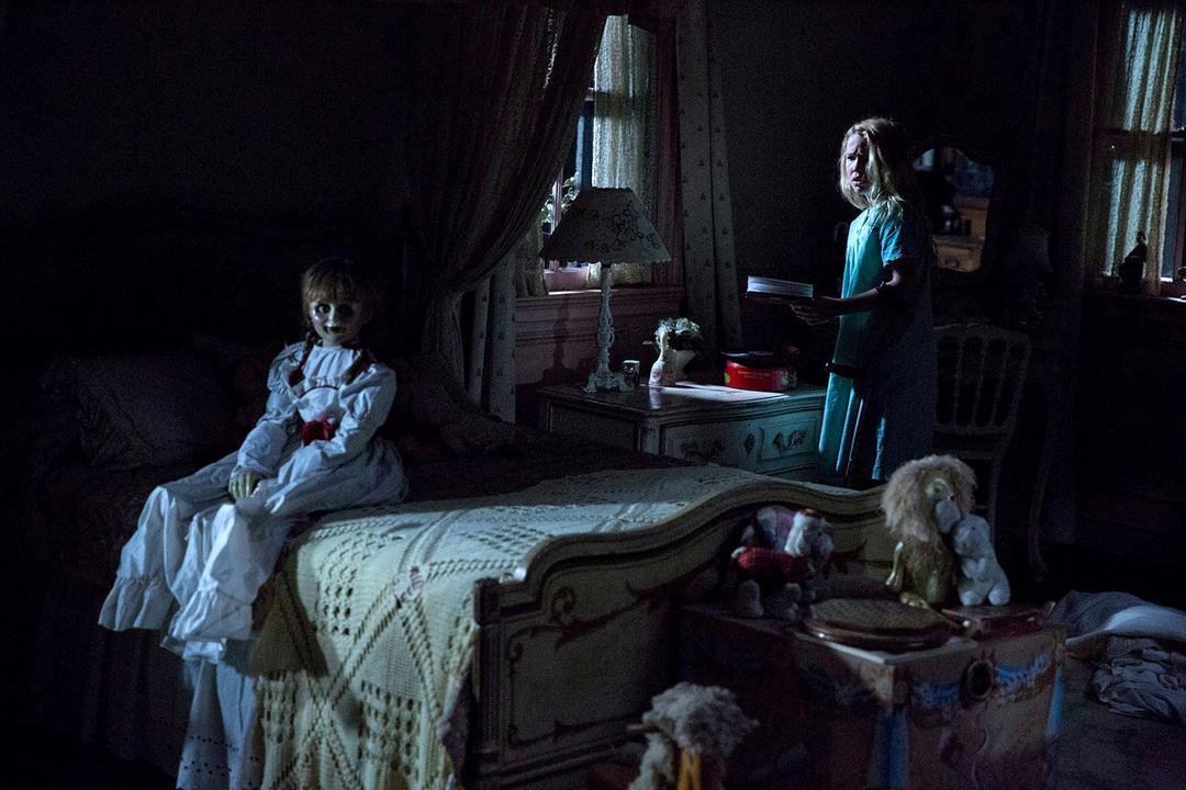 14位:2017年公開『アナベル 死霊人形の誕生』(原題『Annabelle: Creation』)