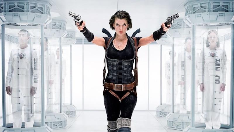 11位:2010年公開『バイオハザードIV アフターライフ』(原題『Resident Evil: Afterlife』)