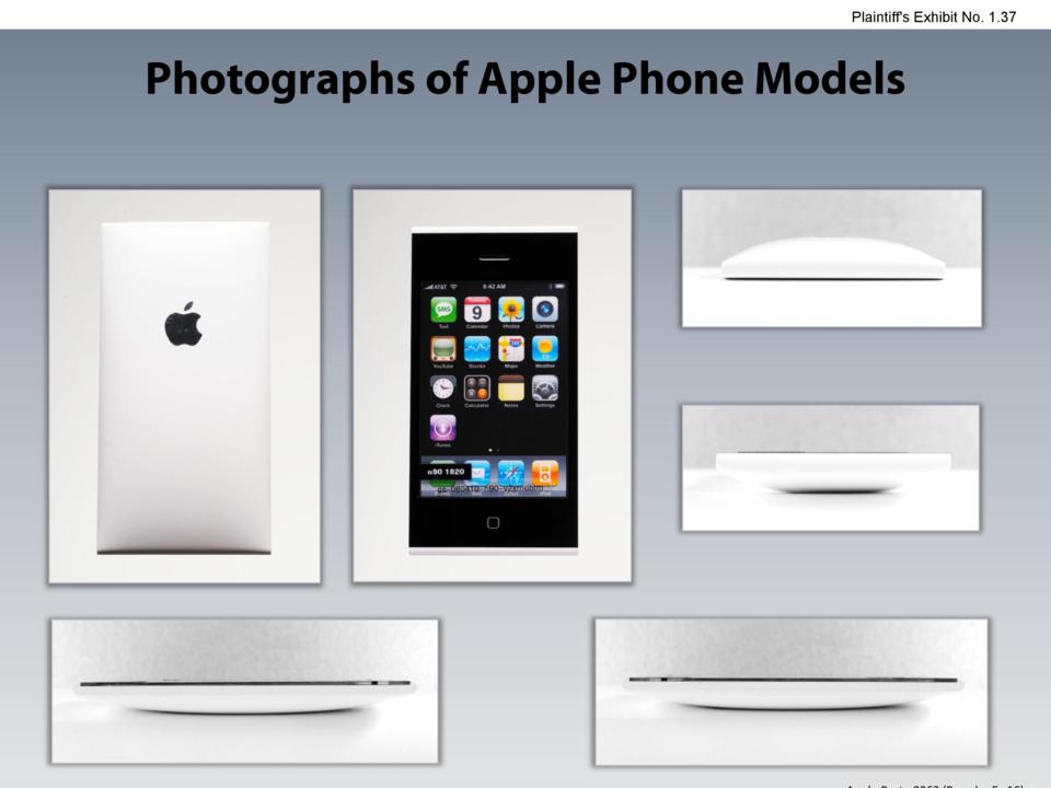 iPhoneのプロトタイプ