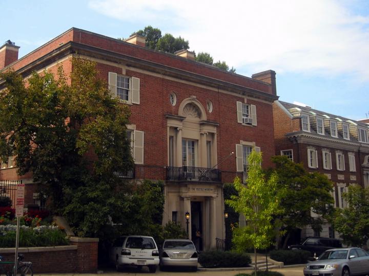 旧織物博物館