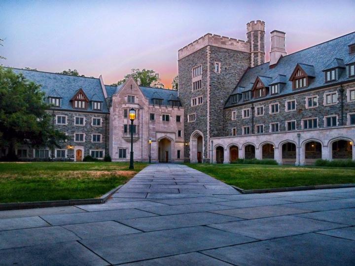 プリンストン大学