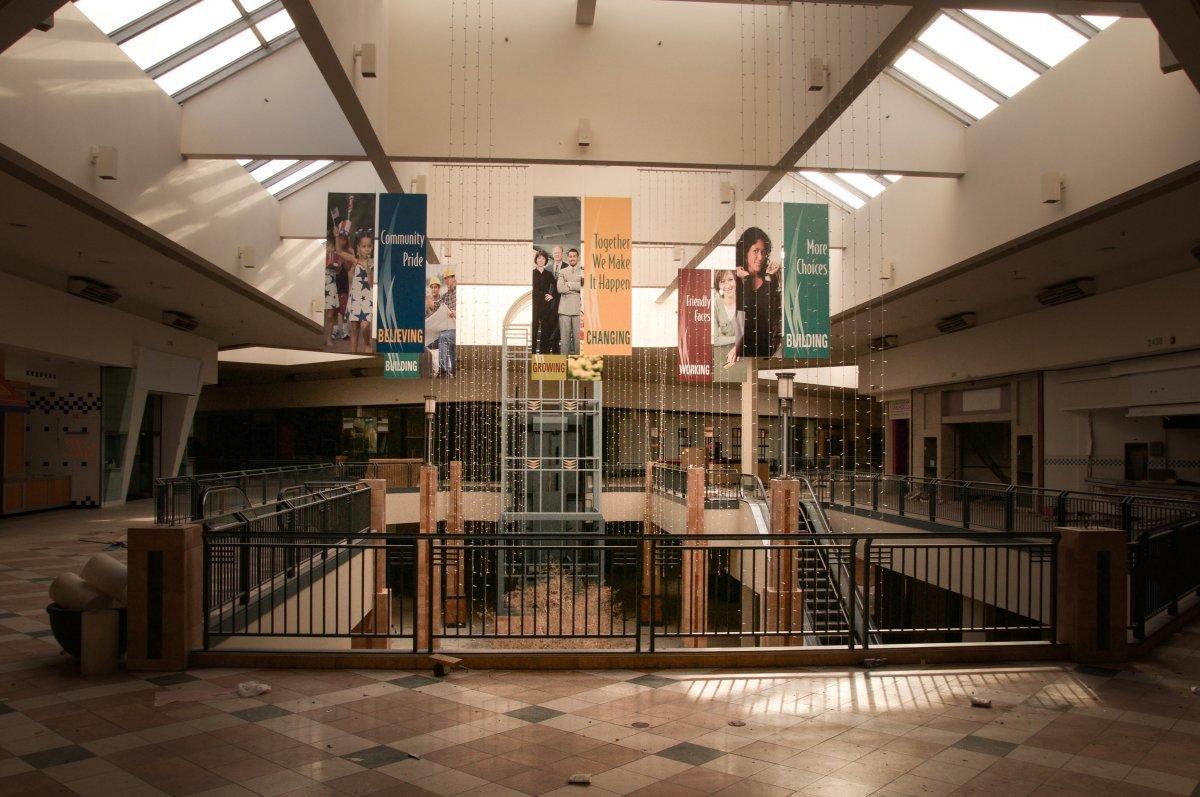 リンカーン・モールの内部