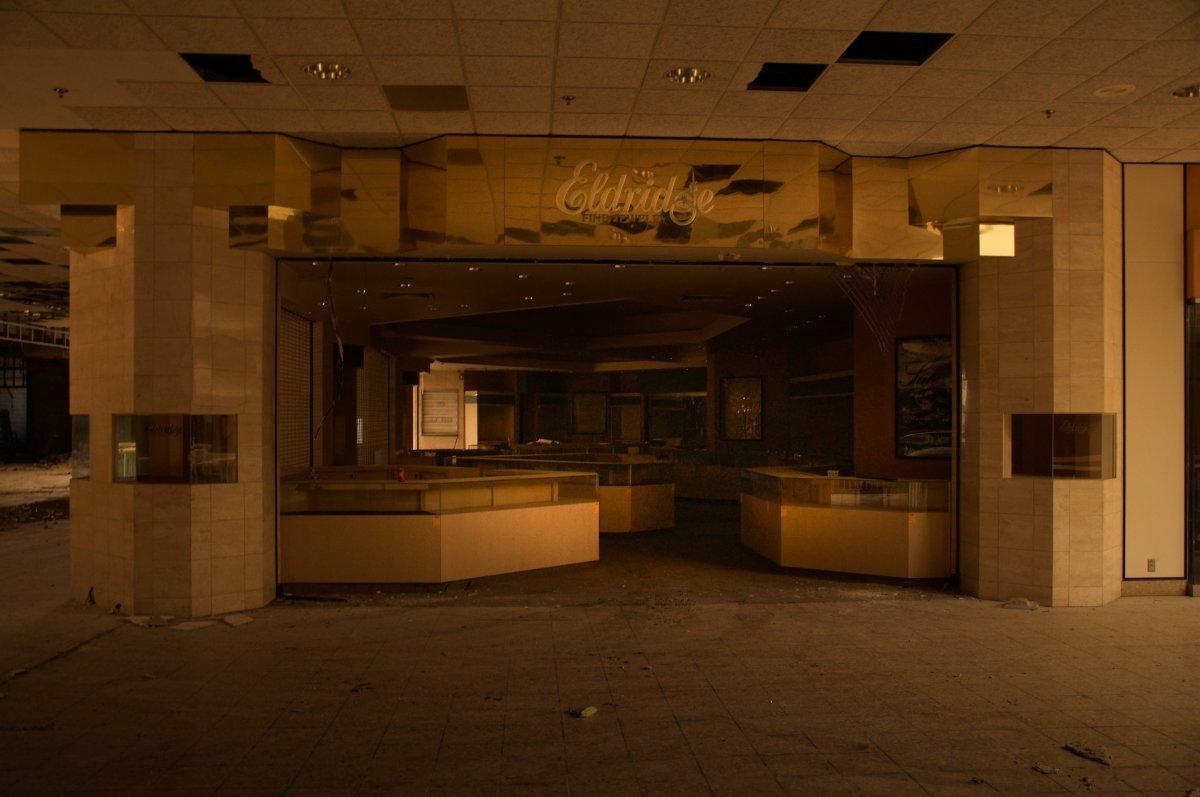 メトロ・ノース・ショッピング・センター内部