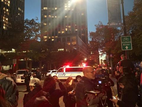 米NYテロ:「スナップチャットで事故の写真が次々と……」現地高校生の生々しい証言