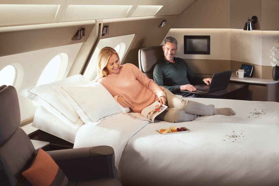Airbus A380 suite