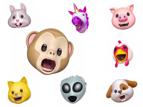 iPhone Xの「アニ文字」で口パク、「アニ文字カラオケ」が流行中?