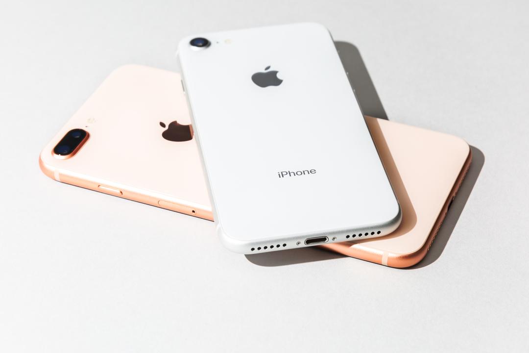 iPhone 8と8 Plus
