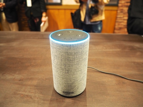 AIスピーカーの本命「Amazon Echo」に興奮せずにいられない理由