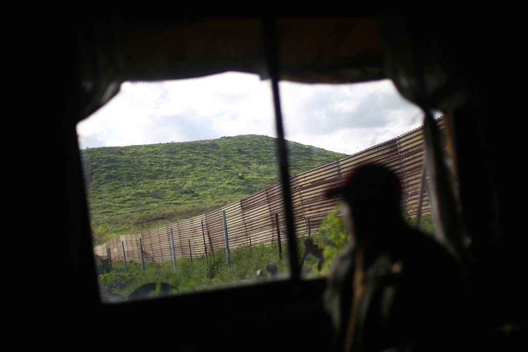 国境付近で暮らす人たち