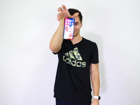 iPhone X、実はiPhone 8よりも頑丈だった