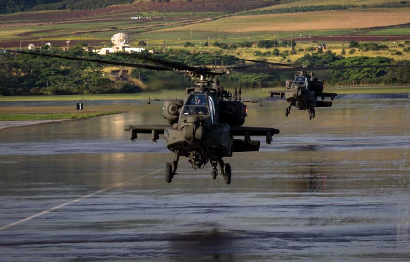 AH-64E アパッチ