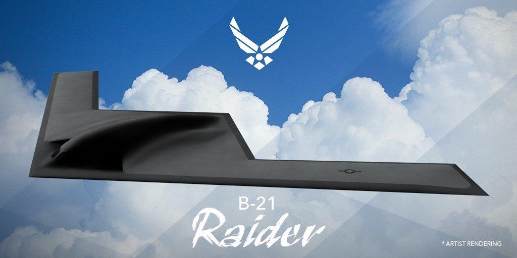 B-21 レイダー