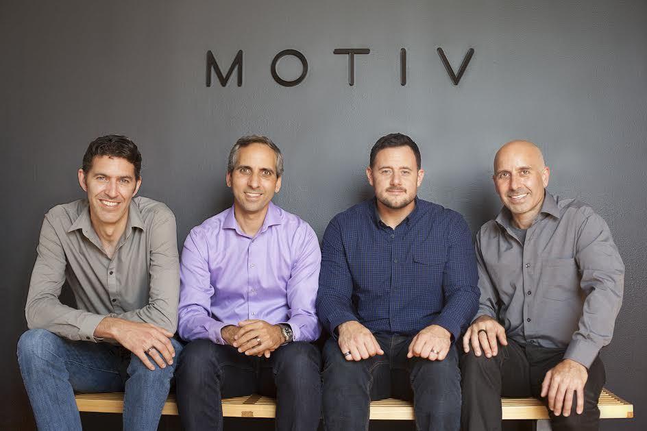 モーティブ(motiv)の創業メンバー