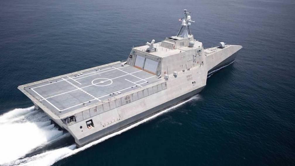 沿海域戦闘艦