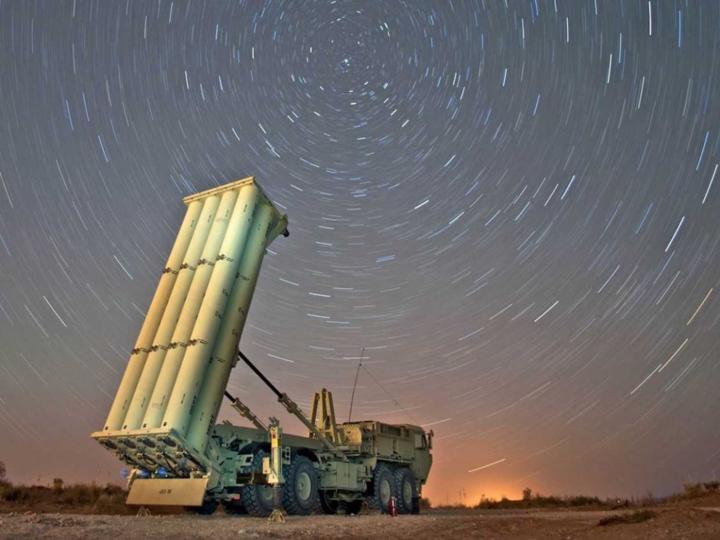 THAAD ミサイル防御システム