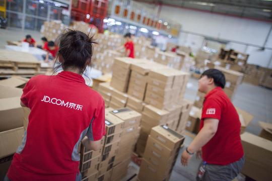 中国「独身の日」1日で配送注文8億5000万件、300万人を投入