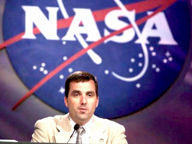 元NASAのフライトディレクター