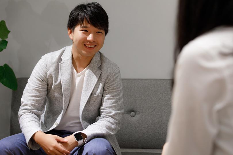 インタビュー時の中村さん